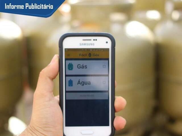 Plataforma permite acompanhar o tempo de entrega do produto (Foto: André Bittar)