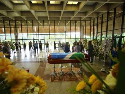 Enterro de Wilson Martins será às 10h30 no Parque das Primaveras