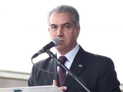 Governador se reúne com ministro para discutir fronteira e sistema prisional