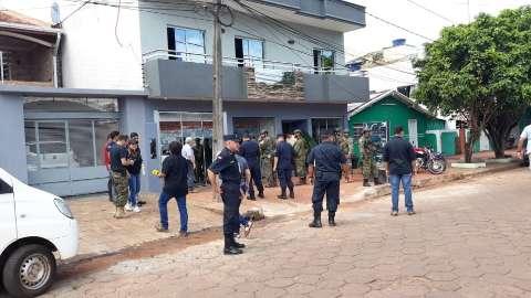 Brasileiros, 12 pistoleiros de Minotauro são presos durante operação