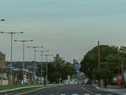 Terça-feira será de calor com possibilidade de chuvas isoladas em cidades de MS