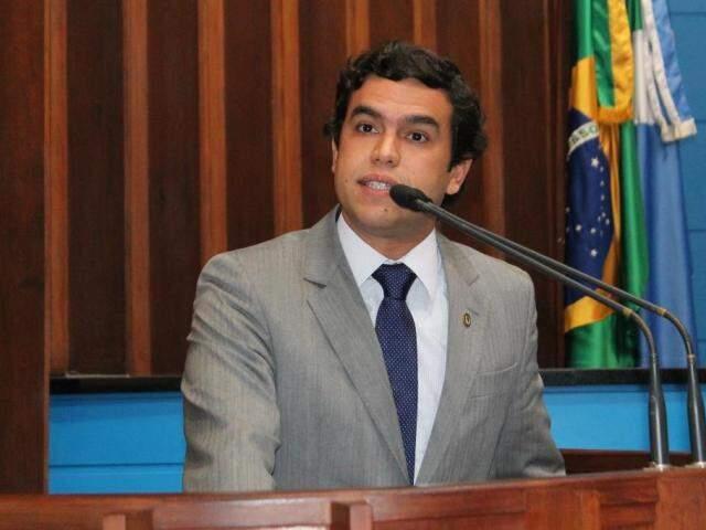 Deputado Beto Pereira (PSDB) falou sobre a formação das alianças (Foto: André Maganha - Assessoria)
