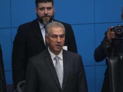 """""""Estamos em novos tempos"""", diz governador no 1º dia de Assembleia"""