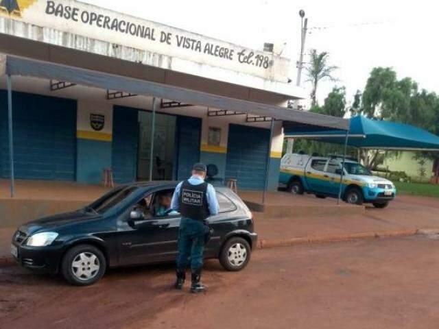No total, abordou 2.938 veículos foram fiscalizados (Foto: divulgação/Polícia Militar)