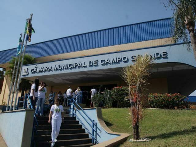 Câmara de vereadores derrubou três vetos do prefeito. (Foto: Campo Grande News/ Arquivo)