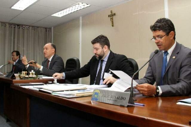 Projeto foi enviado para Assembleia Legislativa, para avaliação dos deputados (Foto: Assessoria/ALMS)