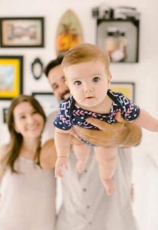 Inspirador também pela união da família. (Foto: Pri Mota)