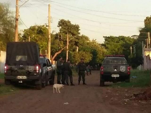 Segunda etapa da operação atuou na região sul da Capital (Foto: Divulgação)