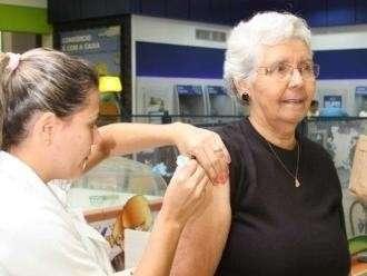 Vacinação contra gripe começa dia 30 de abril em Mato Grosso do Sul