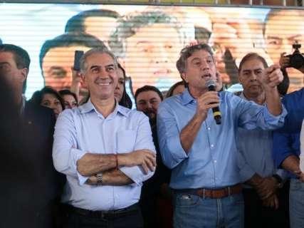 Murilo assume o governo por 13 dias em agosto, durante férias de Reinaldo