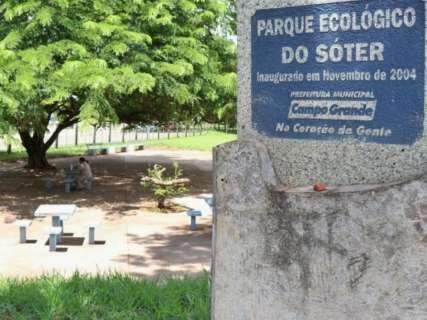 Empresa vence licitação para reformar Parque do Sóter por R$ 600 mil