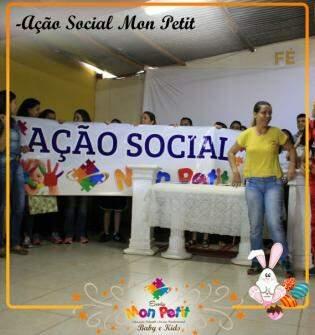 Ação Social - Foto Divulgação