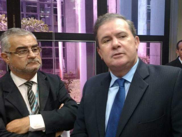 Eduardo Rocha admitiu interesse na presidência da Assembleia, caso vaga seja aberta. (Foto: Leonardo Rocha)