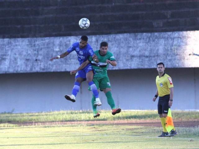 Bola não rola no estádio Morenão desde o dia 20 de maio (Foto: Arquivo/Saul Schramm)
