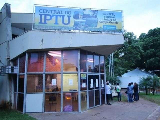Quinta parcela do IPTU com desconto de 5% vence em cinco dias