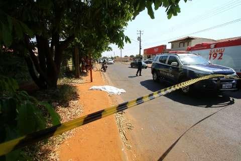Polícia aguarda laudos para concluir investigação sobre atropelamento de idosa