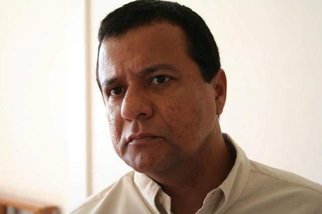 O superintendente do Ibama em MS, Amarildo Valdo da Cruz. (Foto: Arquivo)