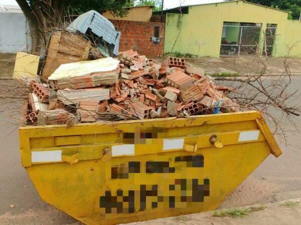Ecopontos são alternativa para substituir aterro fechado no Jardim Noroeste. (Foto: Fernando Antunes)