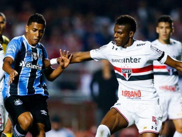 Grêmio e São Paulo se enfrentam nesta quinta-feira (Foto: Divulgação - SPFC)