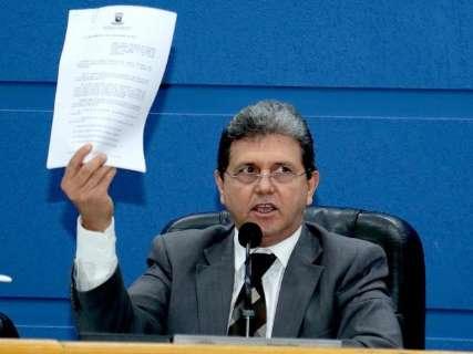 Reeleito, presidente da Câmara diz que espera relação melhor com prefeito