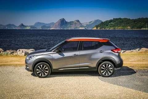 Nissan mostra o SUV compacto Kicks