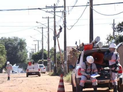Parecer de engenheiro defende ligação de energia em área da Homex