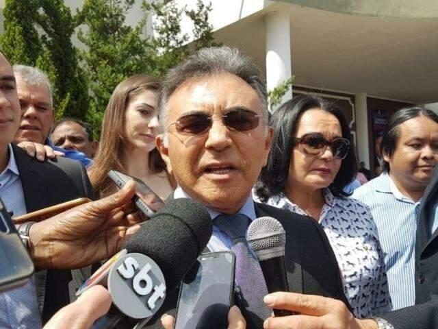 Odilon de Oliveira é o terceiro que mais arrecadou ao governo até o momento (Foto: Arquivo)