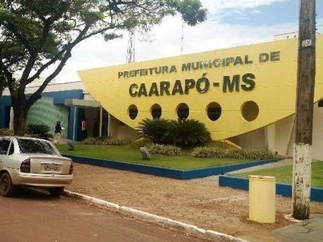 Inscrições da Prefeitura de Caarapó se encerram amanhã (Foto: divulgação)