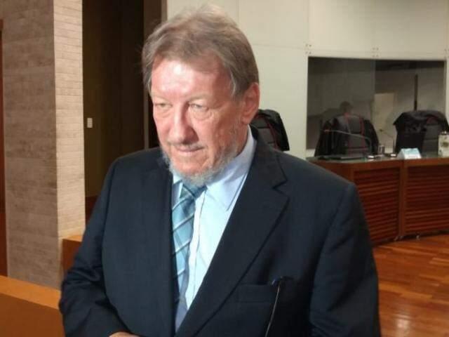 Presidente do TRE-MS, João Maria Lós, disse que determinou o envio dos casos ao MPF (Foto: Leonardo Rocha)
