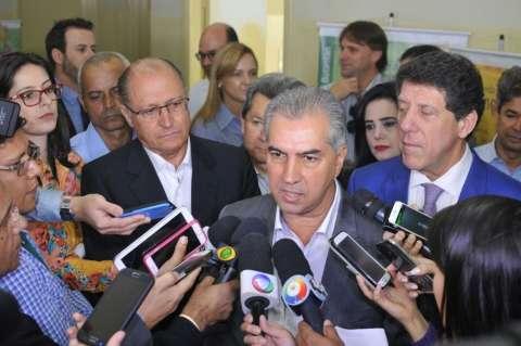 Para Reinaldo, renegociação da dívida garante pagamento das contas em dia