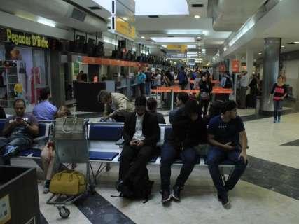 Transporte de cargas no aeroporto da Capital aumenta 20% no trimestre