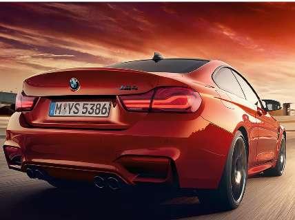 BMW inicia a pré-venda da linha 2019 do M4 Coupé