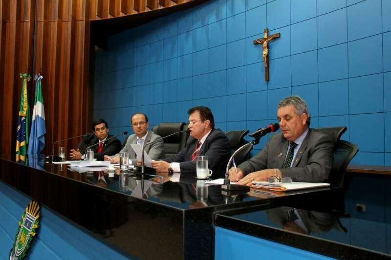 CPI do Combustível ainda não fez contratações, mas pode buscar especialistas (Foto: Wagner Guimarães)