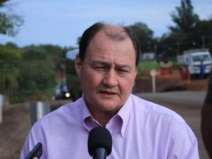 Secretário aguarda definição do PSDB para tentar vaga para o Senado