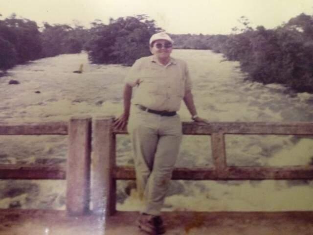 Lourival Bezerra Sá, que morreu aos 78 anos em Campo Grande (Foto: Divulgação)