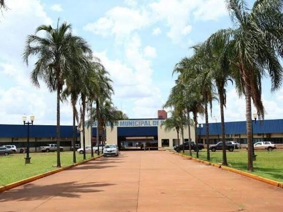A Prefeitura de Dourados abriu 614 oportunidades de estágios  (Foto: Divulgação/Dourados Agora)