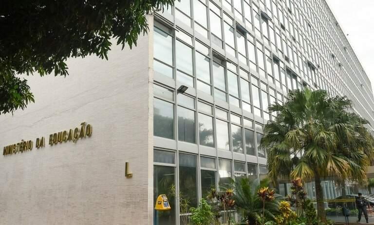 Sede do MEC em Brasília (Divulgação/MEC)
