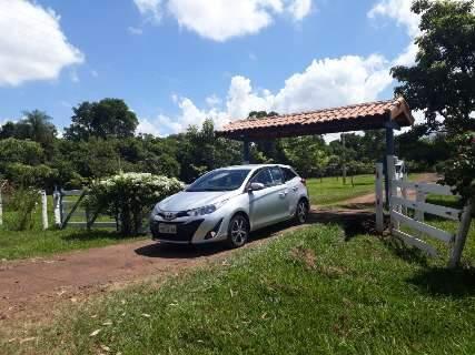 Testamos o Toyota Yaris na versão XS equipado com o câmbio CVT
