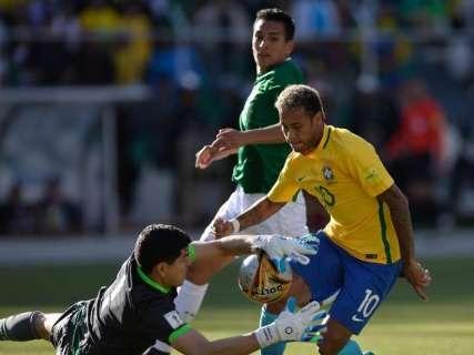 Goleiro boliviano se destaca e segura empate sem gols com o Brasil