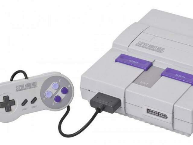 A chegada do Super Nintendo, um dos consoles mais marcantes da história