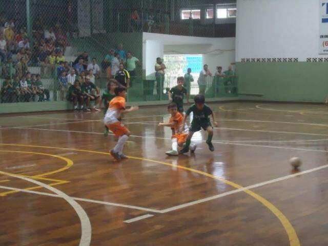 Goleadas marcaram a 10ª rodada da competição, realizada em Campo Grande (Foto: Divulgação)