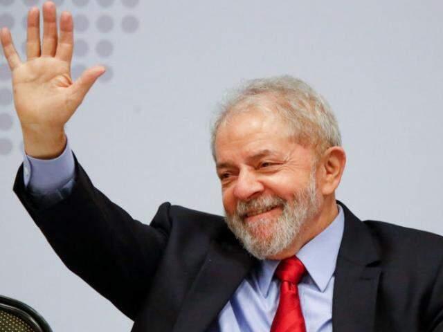 Ex-presidente da república Luiz Inácio Lula da Silva. (Foto: ReproduçãoInternet)
