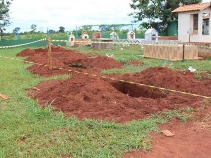 Dois dias depois, corpo furtado de cemitério é encontrado na Capital