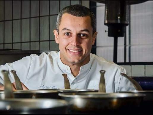 O chef Rafael Gomes trará uma sobremesa especial criada durante o programa e que será vendida a R$ 15,00 reias (Foto: Reprodução Facebook)