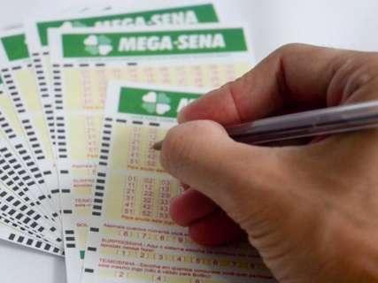Mega-Sena pode pagar R$ 12 milhões em sorteio desta quarta-feira