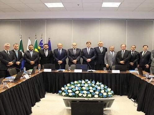 Representantes do Condel definiram repasses de recursos que serão feitos em 2020 no FCO