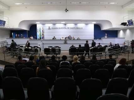 Orçamento de Campo Grande recebeu 414 emendas dos vereadores