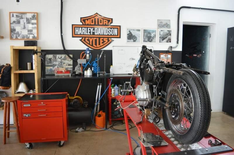 De R$ 400,00 a R$ 20 mil, vale tudo para customizar uma Harley Davidson