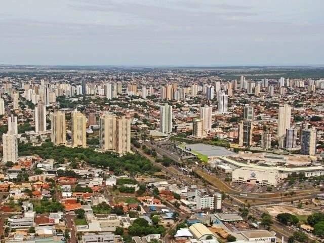 Plano Diretor é principal diretriz para desenvolvimento de Campo Grande (Arquivo/Campo Grande News)