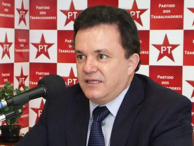 """Vander é acusado de receber recursos para campanha de 2010 por meio de um inédito esquema de """"caixa 3"""", deputado nega. (Foto: TVPT/Arquivo)"""